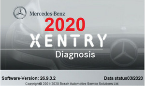Xentry- DAS- PassThru 2020.9 Mercedes works with VAS5054a - Autel J2534 adapters