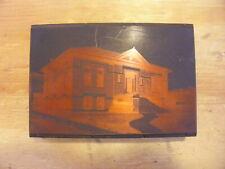 Knoxville Library - Historic Iowa Printing Press Block