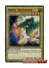 YUGIOH x 3 Angel Trumpeter - MP17-EN001 - Common - 1st Edition Near Mint