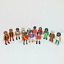 Playmobil Castle Knights Peasants Bundle Job Lot Diorama Clearance.