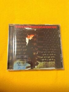 UNUSED David Bowie CD Station To Station UK Press 1999 Parlophone Records