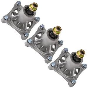 8TEN Deck Spindle for Hustler 36 42 52 Inch Deck Raptor Limited 604214 3 Pack