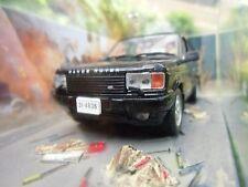 007 JAMES BOND Black Range Rover -Tomorrow never Dies - 1:43 BOXED CAR MODEL