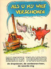 ALS U MIJ WILT VERSCHONEN - Marten Toonder