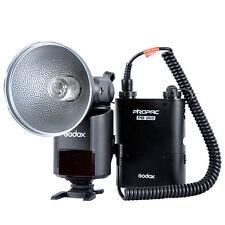 Godox Witstro AD360 Flash Light Speedlite + Black PB960 Power Battery Pack Kit