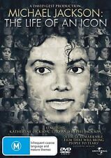 Michael Jackson - The Life of an Icon (DVD, 2011) R4
