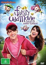 A Fairly Odd Movie - Grow Up, Timmy Turner! (DVD, 2012)
