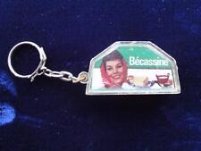 Becassine franco suisse  vintage key chain rare
