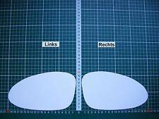 Außenspiegel Spiegelglas Ersatzglas Porsche Cayman S Facelift ab 09 L od R sph