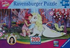 RAVENSBURGER PANORAMA PUZZLE*200 T*MIA AND ME*MIA UND ONCHAO*RARITÄT*OVP