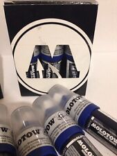 Molotow 440pp Blue Marker Pen Permanent Paint Refillable Multi Purpose Marker