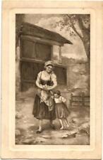 Old Vienne Postcard série 2359.W.R.B & co.Unposted.