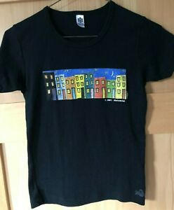 "Newfoundland Shirt Jellybean Row - ""Come From Away"" - XS-S - St. John's"