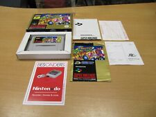 SNES Nintendo, SUPER BOMBERMAN 2  - OVP - TOP - PAL
