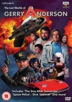 Neuf The Lost Worlds De Gerry Anderson DVD