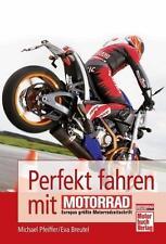 Perfekt fahren mit MOTORRAD Sicherheitstraining Fahrtraining Bike Motorräder NEU