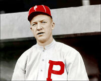 Grover Alexander #1 Photo 8X10 Phillies 1915 COLORIZED