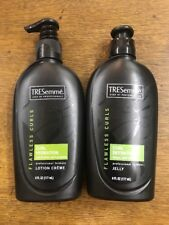 Brand New TRESemme Flawless Curls Curl Hydration Lotion Creme & Definition Jelly