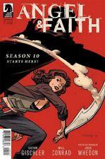 Angel & Faith: Season 10 # 1 Near Mint (NM) CoverB Dark Horse MODERN AGE COMIC