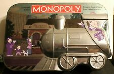 Monopoly READING RAILROAD Collectors Edition in Tin 2003 Parker Bros. COMPLETE