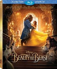 BEAUTY AND THE BEAST (Live Action 2017) BLU RAY  - Sealed Region free
