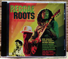Reggae Roots 15 Classic Tracks (CD, Slam Music) Bob Marley & More!
