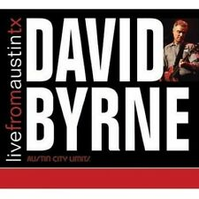 David Byrne - Live from Austin Texas [New CD] Digipack Packaging