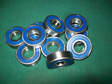 6203-2Rs Bearing Lot of 10 Idler & Tensioner Pulley & Alternator Generator Motor
