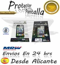 iPhone 4 4G 4S Protector de pantalla / pegatina MATE anti huellas