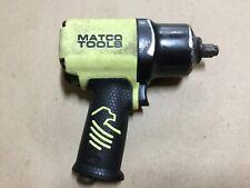 Matco Tools Mt2769 1/2� Drive Air Impact Wrench Hi-Viz Yellow