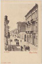 BARLETTA - VIA CANOSA (BARI)
