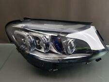 Mercedes-benz C-Class W205 Headlight LED Multibeam Right A2059066504
