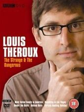 Louis Theroux Strange and Dangerous 3xdvds R4