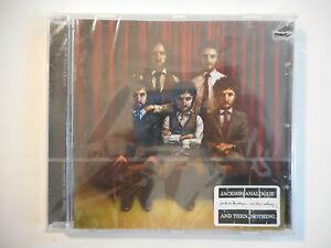 JACKSON ANALOGUE : AND THEN NOTHING ♦ CD ALBUM NEUF / NEW ♦