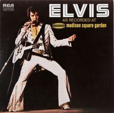 "ELVIS PRESLEY ""ELVIS AS RECORDED AT MADISON SQUARE GARDEN"" PREMIUM USED LP (NM)"