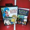 Battle Mania 16 bit SEGA MD Game Card Boxed With Manual For Sega Mega Drive