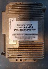 MEGANE/SCENIC 90ps Dispositif de commande s115300120 hom7700860319 sans dispositif d'immobilisation