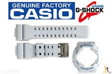 CASIO GA-110SN-7A G-Shock Original White (Off-White) BAND & BEZEL Combo