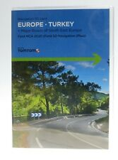 Navigation SD card for Ford MCA Europe + Turkey 2020