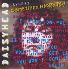 "Something Happens! Daisyhead 7"" VINYL RECORD 1991 P/S VS 1407 EX/VG+ indie ROCK"