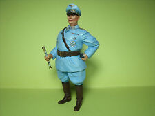 1/14   MARSCHALL  WORLD   WAR  2   UNBEMALTE   FIGUR  VON  VROOM  NO  1/18