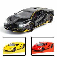 1:24 Lamborghini Centenario LP770-4 Model Car Diecast Collection Kids Toy Gift