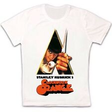 Clockwork Orange Movie Retro Vintage Hipster Unisex Tshirt 599