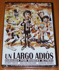 UN LARGO ADIOS / THE LONG GOODBYEA Robert Altman - English Español - Precintada