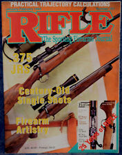 Magazine RIFLE January/Feb 1994 WINCHESTER Model 70 Heavy Varmint BROWNING BL-22