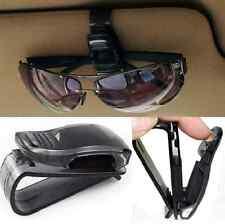 Hot Car Auto Sun Visor Glasses Sunglasses Card Ticket Holder Clip Universal New
