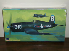 Hasegawa 1/48 Scale Vought F4U-4 Corsair - Factory Sealed
