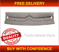Citroen Berlingo 2008-2012 Front Main Grille No Moulding Primed New High Quality