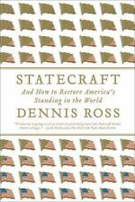 Statecraft: And How to Restore America's Standing in the World (Paperback or Sof