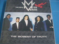 LP MILLI VANILLI THE MOMENT OF TRUTH SIGILLATO SEALED 1991